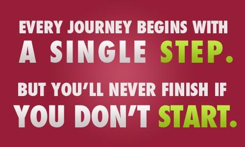 single-step-start