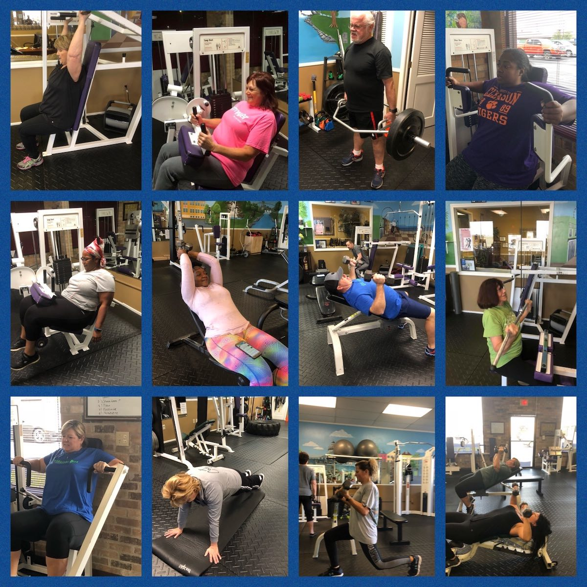 Even if you've never stepped foot in a gym before you'll feel right at home at GetRight!  and if you are an experienced gym goer we promise to offer a program that will challenge you and help you achieve your goals too!