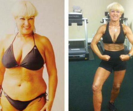 Libby W. Lost 50lbs!