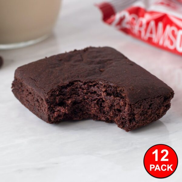 chocolate brownie case of 12