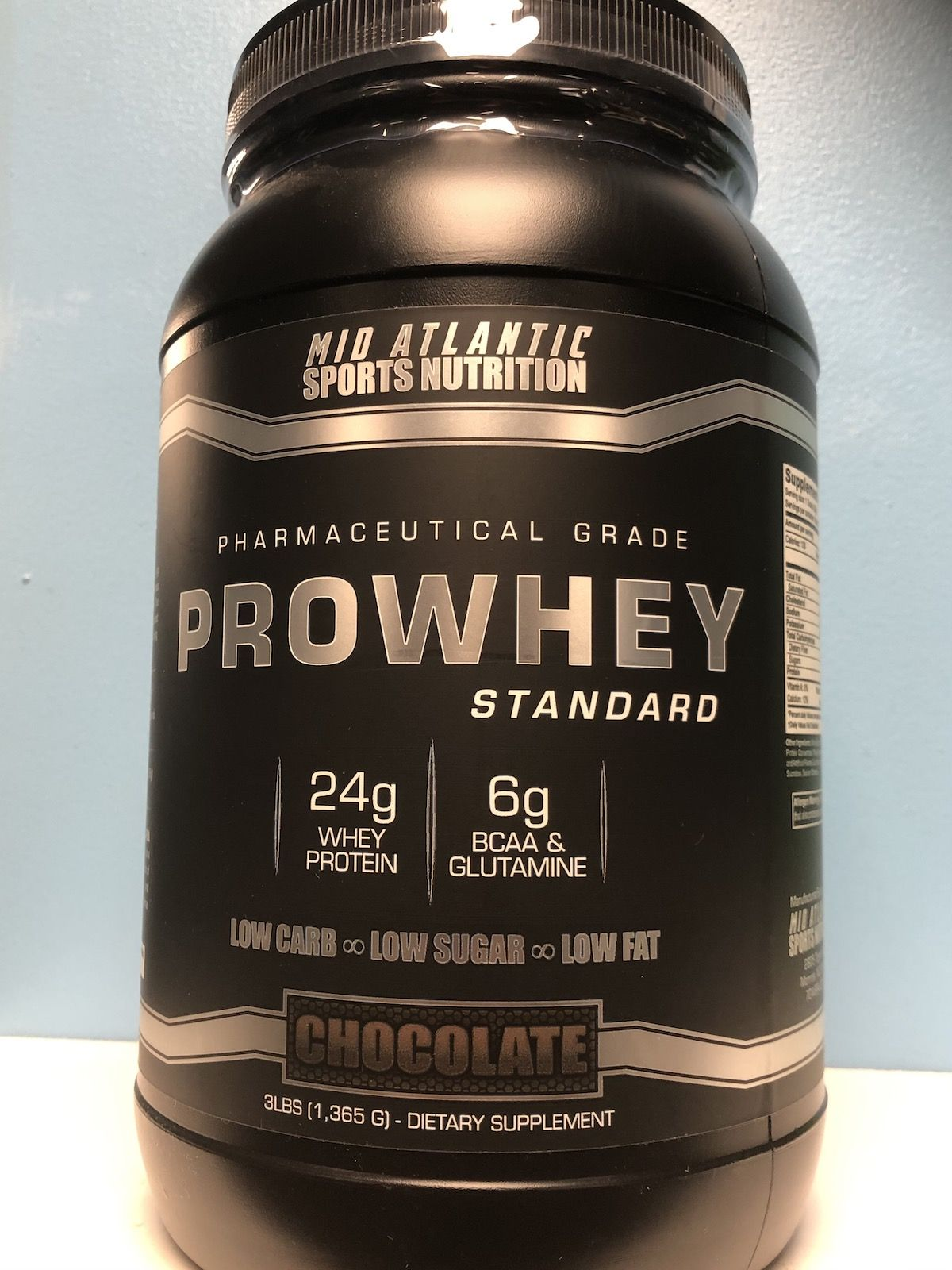 why chocolate protein powder